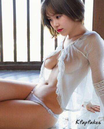 Chaeyoung nude fake